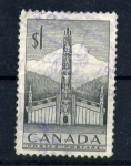 Stamps Canada -  Totem