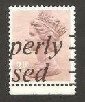 Stamps United Kingdom -  Elizabeth II