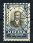 Stamps Africa - Liberia -  Presidente D. E. Howard
