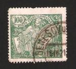 Sellos de Europa - Checoslovaquia -  Alegoría