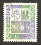 Stamps : Europe : Italy :  ilustracion