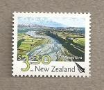 Stamps Oceania - New Hebrides -  Río Rakaja