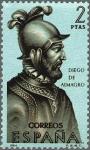 Sellos de Europa - España -  ESPAÑA 1964 1626 Sello Nuevo Forjadores de América Diego de Almagro (1472-1538)