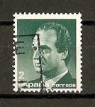 Stamps Spain -  Juan Carlos I.