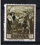 Sellos de Europa - España -  Edifil  1240   Pintores   Diego Velázquez   Día del Sello.