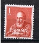 Sellos de Europa - España -  Edifil  1292  Canonización del Beato Juan de Ribera (1533 - 1599 )