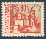 Stamps Czechoslovakia -  Ostrava