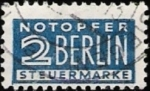 Stamps of the world : Germany :  Berlin