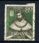 Stamps Spain -  75º aniv. coronación canonica