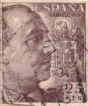 Stamps Europe - Spain -  Complemento de la serie Centenario