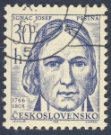 Stamps Europe - Czechoslovakia -  Ignac Josef Pesina  1766-1808
