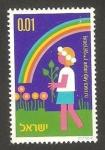 Sellos de Asia - Israel -  566 - Día del árbol