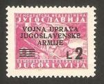 Stamps : Europe : Yugoslavia :  mujer armada