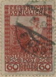 Stamps of the world : Austria :  Kaiserliche Königliche