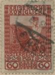 Sellos del Mundo : Europa : Austria : Kaiserliche Königliche