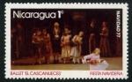 Sellos del Mundo : America : Nicaragua : Navidad '77