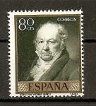 Sellos de Europa - España -  Goya.