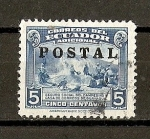 Sellos de America - Ecuador -  Sellos de Beneficiencia. (postal)