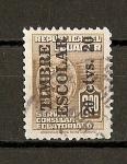 Stamps Ecuador -  Campaña de Alafabetizacion.