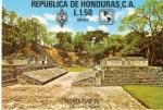 Stamps Honduras -  CAMPO  DE  PELOTA