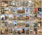 sellos de America - México -  100 Años de la UNAM