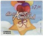 Sellos del Mundo : America : México : Dia del Amor y la Amistad 2010
