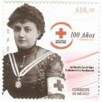 Stamps America - Mexico -  Cruz Roja Mexicana, 100 Años Gracias a Ti