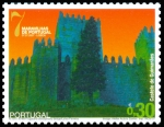Stamps Portugal -  PORTUGAL: Centro histórico de Guimarães