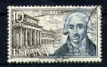 Stamps Europe - Spain -  juan de villanueva