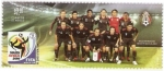 Stamps Mexico -  Copa Mundial de la FIFA, Suadafrica 2010