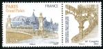 Sellos de Europa - Francia -  FRANCIA -  París, orillas del Sena