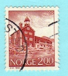 Stamps Norway -  Edificio
