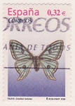 Sellos de Europa - España -  Fauna: Graellsia isabelae