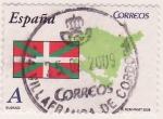 Sellos de Europa - Espa�a -  Autonomias: Euskadi