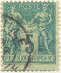 Sellos del Mundo : Europa : Francia : Republique française