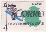 Sellos de Europa - España -  Autonomias: Galicia