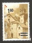 Stamps : Europe : Croatia :  vista de omis