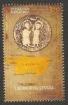 Sellos de Europa - Croacia -  700 anivº de lastovo