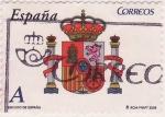 Sellos de Europa - España -  Aunomias: Escudo de España