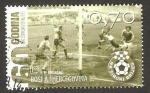Sellos de Europa - Bosnia Herzegovina -  60 anivº del club de fútbol siroki brijeg