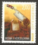 Stamps : Europe : Bosnia_Herzegovina :  cuchillo de tabaco