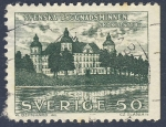 Stamps Europe - Sweden -  Svenska Byggnadsminnen Skokloster