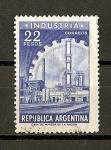 Stamps Argentina -  Industria.