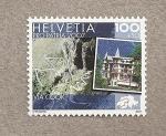 Stamps Switzerland -  Pro Patria 2007