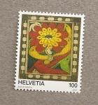 Stamps Switzerland -  Arte original