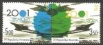 Stamps Croatia -  Europa, el agua