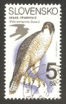 Stamps Slovakia -  buitre