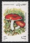 Stamps Asia - Afghanistan -  SETAS-HONGOS: 1.100.052,00-Russula pseudointegra