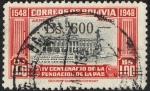 Sellos de America - Bolivia -  centenarios