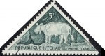 Stamps Chad -  Fauna